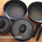 はじめて買う鍋としておすすめ:取っ手が外せる鍋比較「十得鍋 vs ティファール」